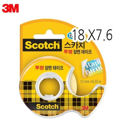 3M 스카치 투명양면테이프 237 [00031753]