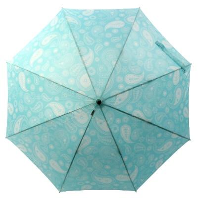일반형 자동장우산(양산겸용) - 페이즐리(에메랄드블루)