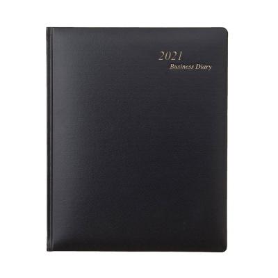 2021년 비즈니스 다이어리 클래식 위클리 검정 [L004]