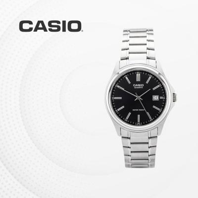 카시오 아날로그 남성 커플 손목시계 MTP-1183A-1A
