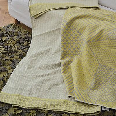 로렌스 블랭킷-옐로우(140x200cm)