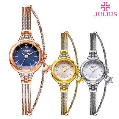 줄리어스 여성 메탈 시계 JA-918 리클린(4color)