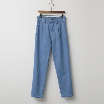 Chuck Pintuck Wide Jeans