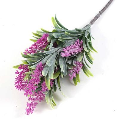Flower lavender 가지 3color 42x11cm CH1705814