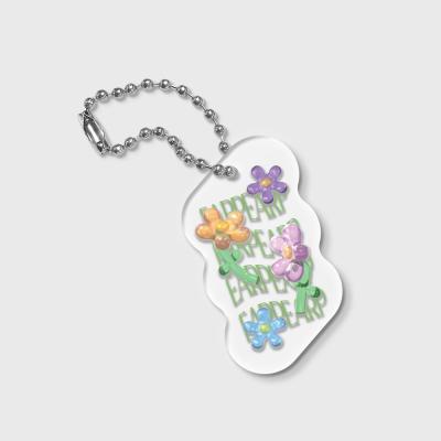 JELLY FLOWER PATTERN(키링)