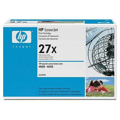 HP C4127X 토너