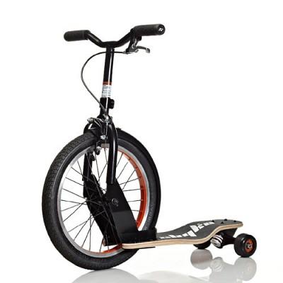 Sbyke 스바이크 p-16/자전거 스케이트보드 하이브리드/킥보드/스쿠터/익스트림스포츠