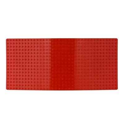 BRICKBRICK PIXEL F-PLATE RED
