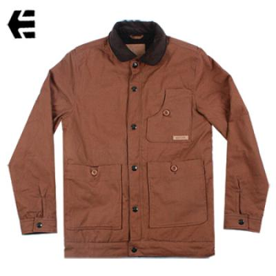 [Etnies] COALMINER JACKET (Copper)