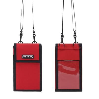 [베테제] Folder Multi Mini Bag (red) 미니백 (레드)