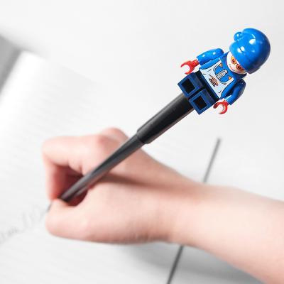 랜덤 블럭 중성펜