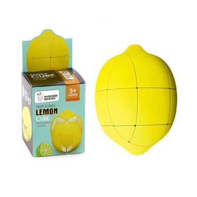 맥킨더 3D 과일 레몬 큐브