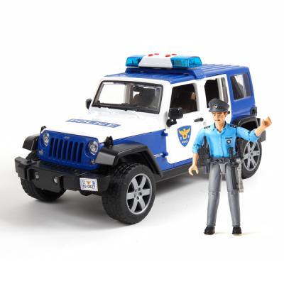 브루더 지프 루비콘 한국형 경찰차