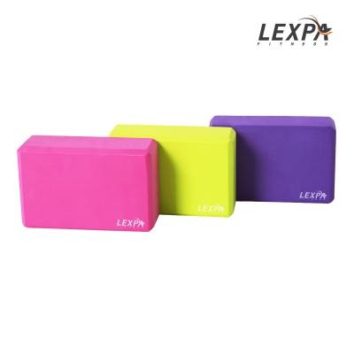 렉스파 요가블럭그린23cm YH-70