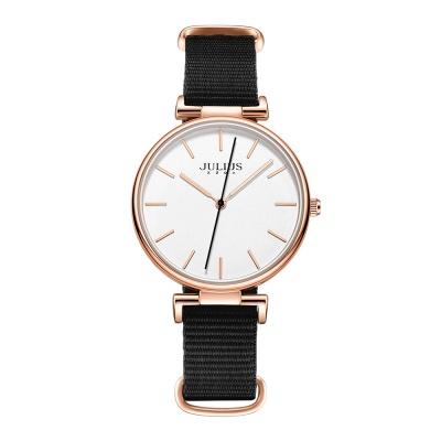 [쥴리어스공식] JA-1245 커플시계 손목시계 나토밴드