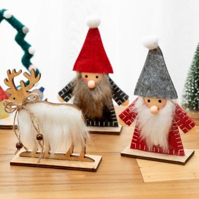 크리스마스 테이블 나무장식