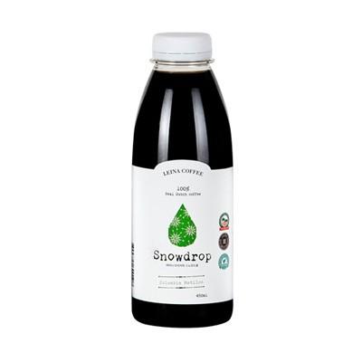 [레이나 더치커피 스노우드롭] 콜롬비아 모틸론 450ml (더치커피 원액)