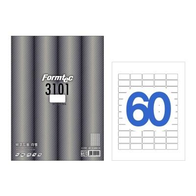 폼텍 바코드용 라벨/LS-3101