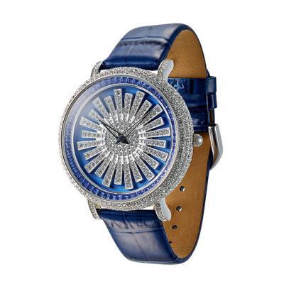 앙코키누 라인 블루실버 일본정품 패션시계