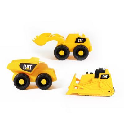 CAT 건설 차량 세트