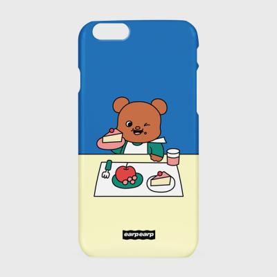 Picnic bear-blue/ivory
