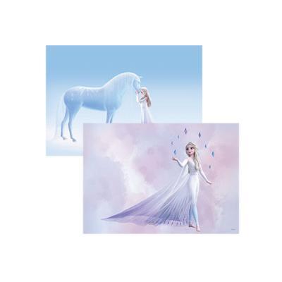 디즈니 겨울왕국 2 프레임 포스터 세트 1