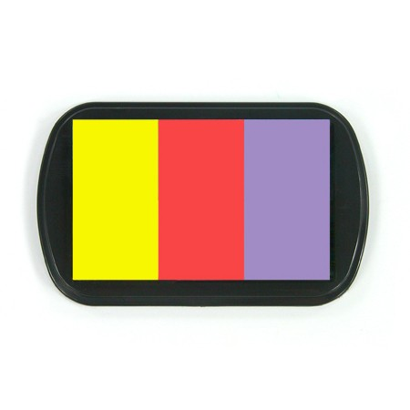 클래식 잉크패드 (P3-1) 클리어 젤리 스탬프용 패드