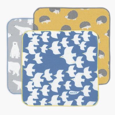 [파퀫] Animal Mini Towel 애니멀 미니타월