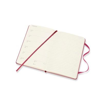 몰스킨 2020위클리(18M)/스내피 핑크 하드 P