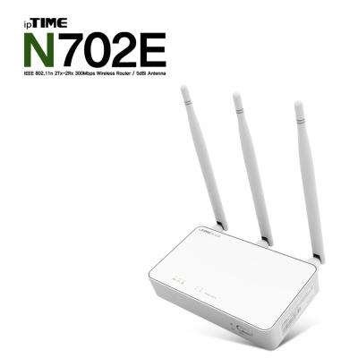 (아이피타임) ipTIME N702E 유무선공유기