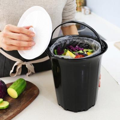 냄새가 적은 대용량 음식물쓰레기통