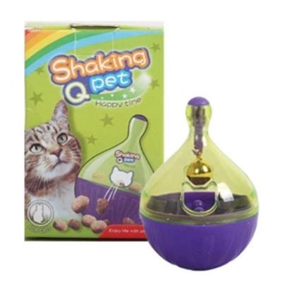 소중한 우리집 고양이 쉐킹 아이큐 스낵볼 퍼플