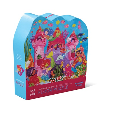 Mermaid Palace 36pcs Puzzle 인어공주 유아 퍼즐