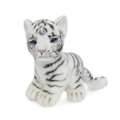 3420번 아기백호 Tiger baby WH/18*20cm