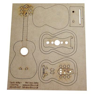 장식소품 만들기 클래식 기타 모형 DECO2015008