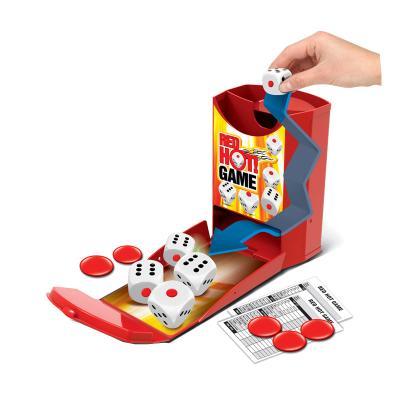 맥킨더 보드게임 레드 핫 주사위 게임