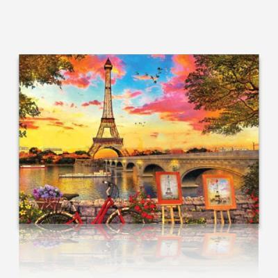강건너 에펠탑 DIY 보석십자수 십자수 비즈세트