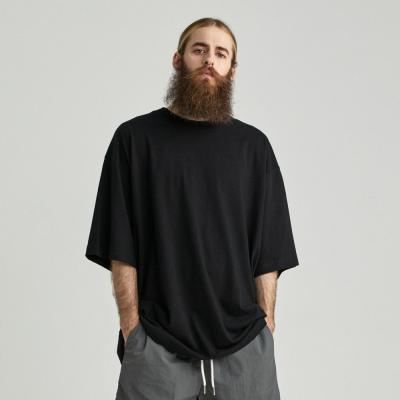 CB 커버 하프 티셔츠 (블랙)
