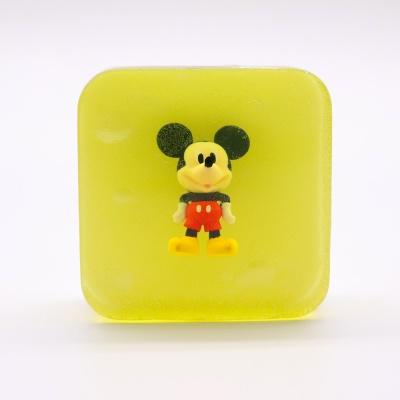 디즈니 피규어 비누 미키마우스