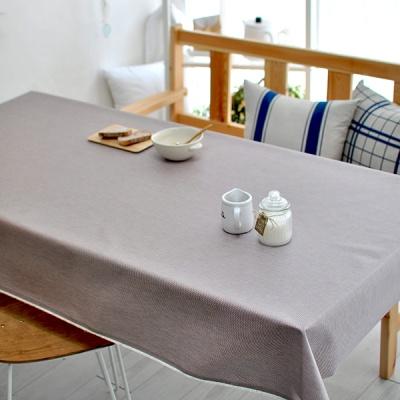 쏘심플 방수식탁보(2인~10인용)