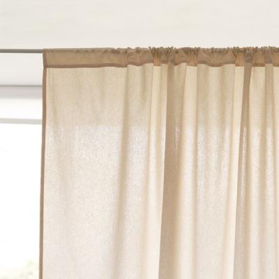 블랭크 광목 작은창 커튼 / 창문가리개  (RM 245001)