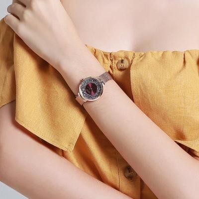 [쥴리어스공식] JA-1111 여성시계 메탈시계 메쉬밴드