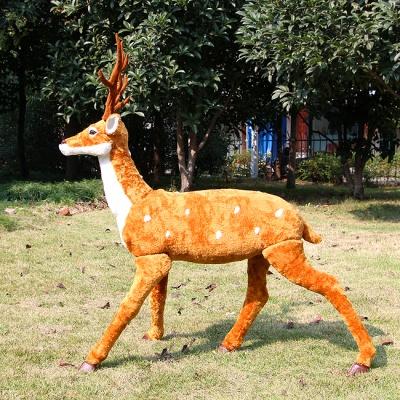 100cm 크리스마스 대형 루돌프 사슴장식