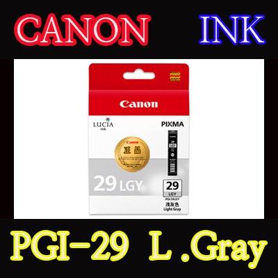 캐논(CANON) 잉크 PGI-29 / L.Gray / PGI29 / PRO-1 / PRO1