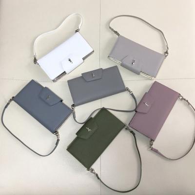 더알리 셀리(SELLY)핸드폰 지갑 핸드백 (6컬러)