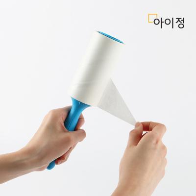 아이정 돌돌이테이프 롤클리너 사선커팅 I중형