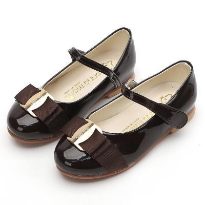 안나 베이직금장 150-210 아동 키즈 여아용 구두 신발