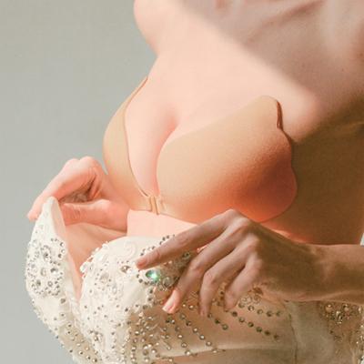 웨딩 촬영 붙이는 누디 누브라 누드브라 속옷 4size