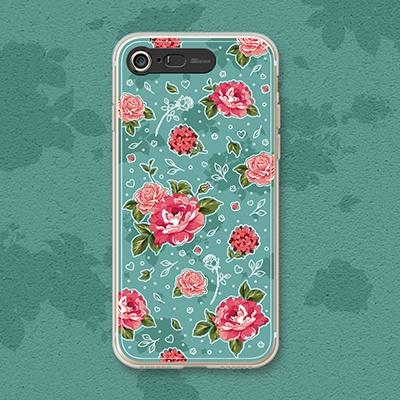 iPhone7,8 - ROSE GARDEN LIGHTING CASE