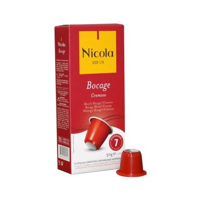[2+1] 니콜라카페 네스프레소 호환 캡슐 커피 보카즈 10개입